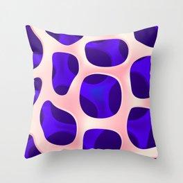 Secrecy Throw Pillow