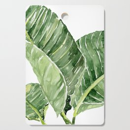Banana Leaves Cutting Board