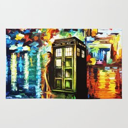 Time Lord Rug