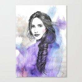 Lizzie II Canvas Print