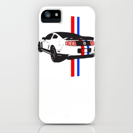 2013 Mustang iPhone Case