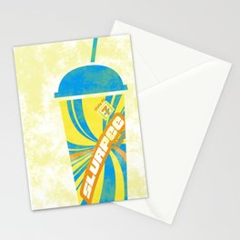 Slurpee Obsession Stationery Cards