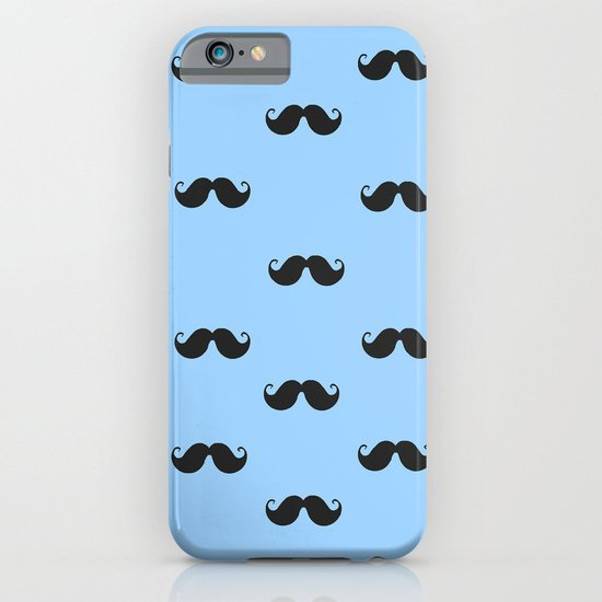 Handlebar Mustache iPhone & iPod Case