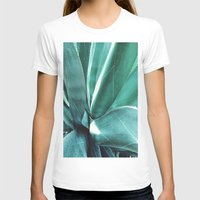cactus T-shirts featuring Cactus by Alexandra Str