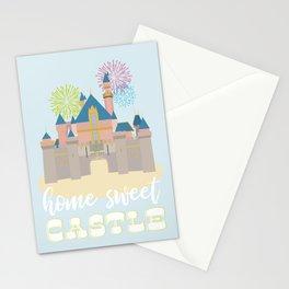 Disneyland Castle, Home Sweet Castle Stationery Cards