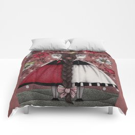 Snow-White and Rose-Red (1) Comforters