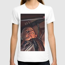 Sloth And Chunk In The Cavern - The Goonies T-shirt