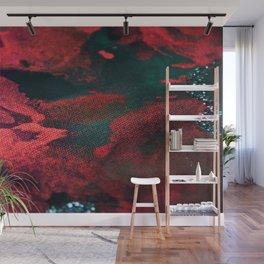 Scarlet Wall Mural