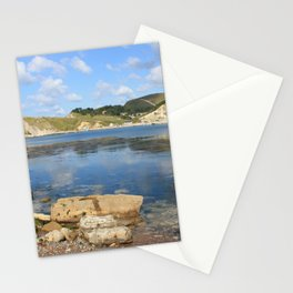 Lulworth Cove Stationery Cards