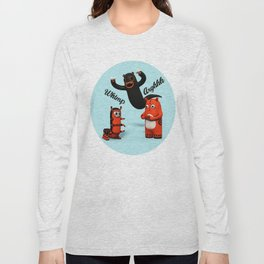 Sniff and Boo Long Sleeve T-shirt