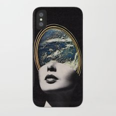 World in your mind Slim Case iPhone X