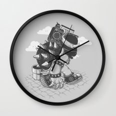 Original Bboy Wall Clock