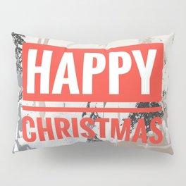 Snowfall - Happy Christmas Pillow Sham