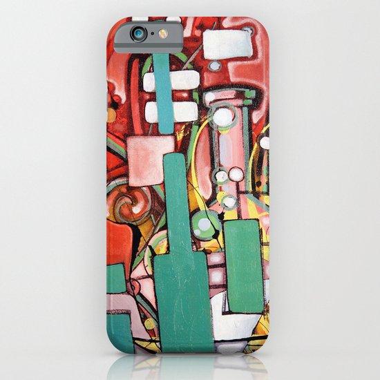Block Science iPhone & iPod Case