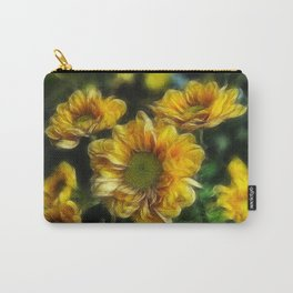 Sweet As A Daisy Carry-All Pouch