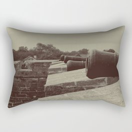 Defend The Fort! Rectangular Pillow