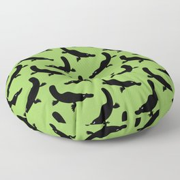 Angry Animals - Platypus Floor Pillow