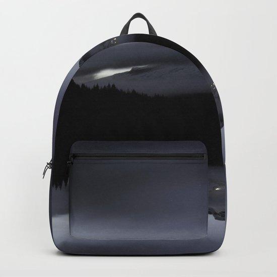 Trillium Lake Reflection Backpack