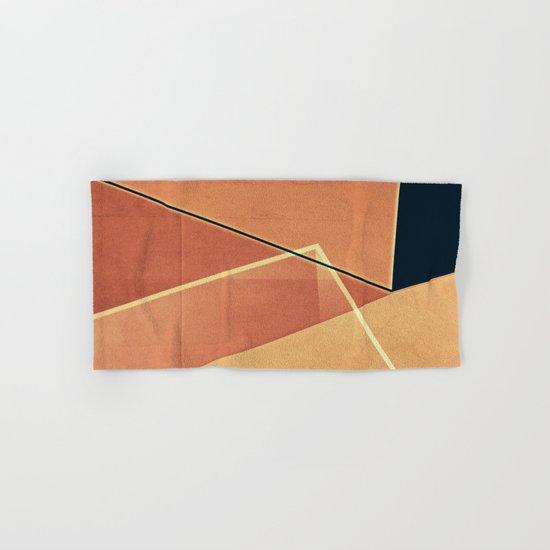 Abstract #188 Hand & Bath Towel