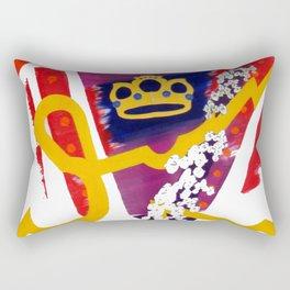 HANDEL :  Zadok the Priest             by Kay Lipton Rectangular Pillow