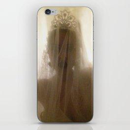 Ghost Bride iPhone Skin