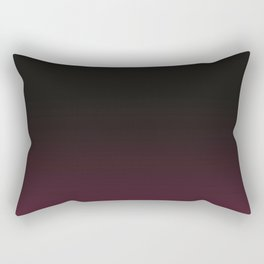 Faded Background, Burgundy, Color Change Rectangular Pillow