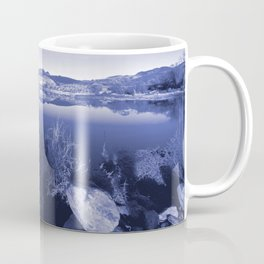 Surreal Landscape - Pahranagat NWR, Nevada Coffee Mug