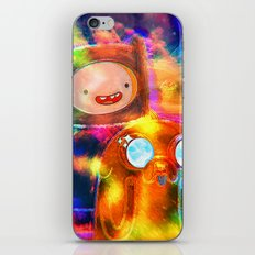 Start for an ultimate adventure.. iPhone & iPod Skin