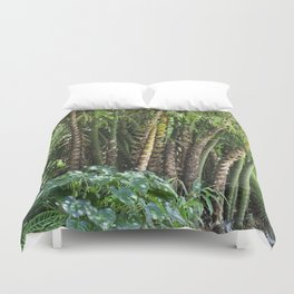 Palm Grove Duvet Cover