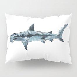 Great Hammerhead Shark Pillow Sham