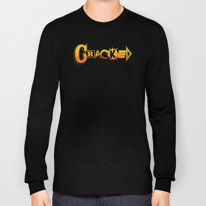 Elements of Cracked Long Sleeve T-shirt
