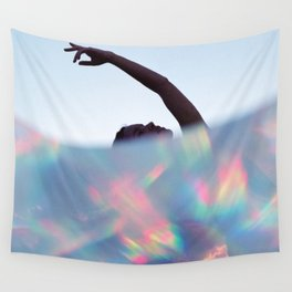 the slings and arrows of outrageous fortune Wall Tapestry