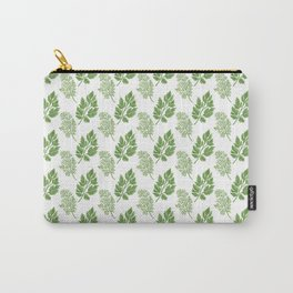 Dill and Parsley Carry-All Pouch