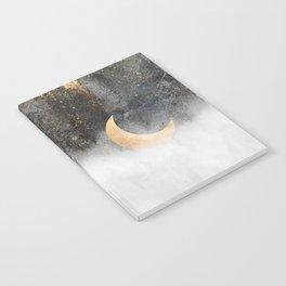 Crescent Moon Notebook