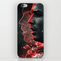 ronaldo iPhone & iPod Skins featuring Cristiano Ronaldo by Max Hopmans / FootWalls
