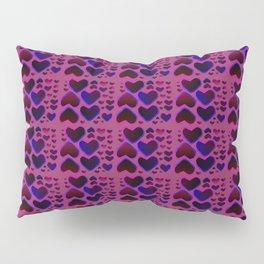Purple Heart Pillow Sham