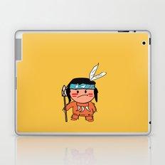 Little Red Indian Laptop & iPad Skin