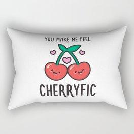 Cherryfic! Rectangular Pillow
