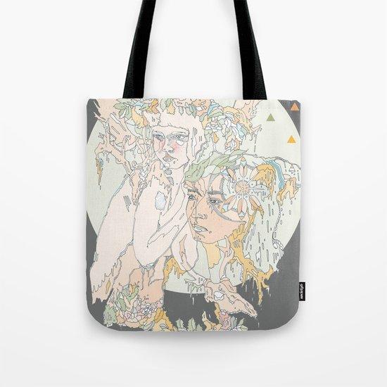 adorned pop Tote Bag
