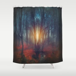 cRies and whiSpers Shower Curtain