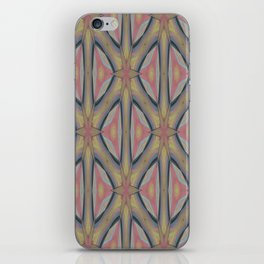 Ann Arbor Pastel Chalk 6235 iPhone Skin