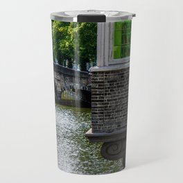A Bridge in Bruges Travel Mug
