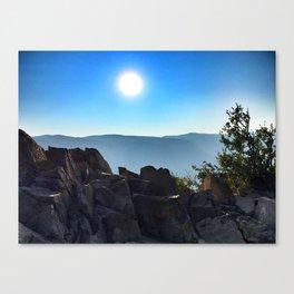 Ute Trail : Aspen, Colorado Canvas Print