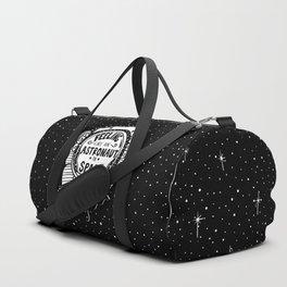 In Space Duffle Bag