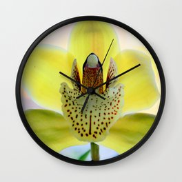 Yo...This Way! Wall Clock