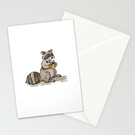 Nocturnal Necessities Stationery Cards