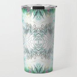 Sequins 3D Explosion #2 Travel Mug