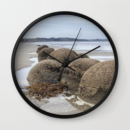 The Boulders Wall Clock