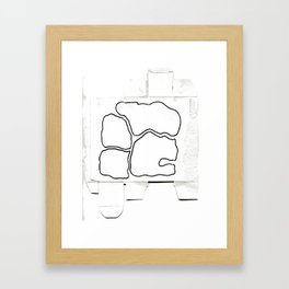 From Simplicity 2 Complexity series pt. 1 Framed Art Print