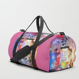 Parfum Painted Duffle Bag